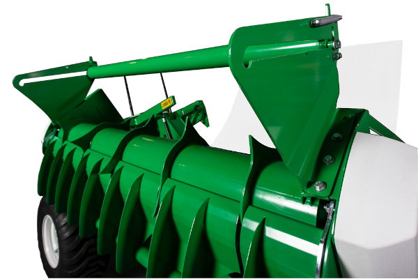 Hustler Farm | Bale Feeders | Accessories for sale at Sorum Tractor Co., Inc.