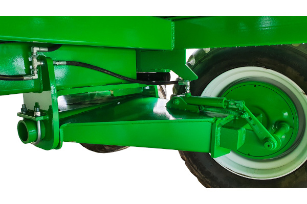 Hustler Farm 4 Wheel Hydraulic brakes for sale at Sorum Tractor Co., Inc.