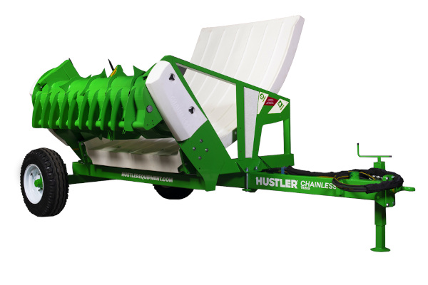 Hustler Farm TE205 for sale at Sorum Tractor Co., Inc.