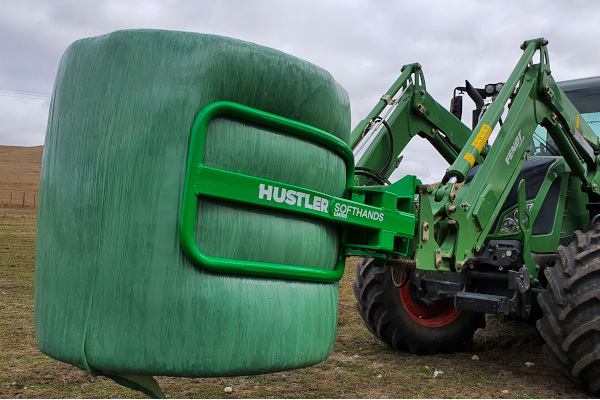 Hustler Farm | Bale Handlers | Farmers Bale Handlers for sale at Sorum Tractor Co., Inc.