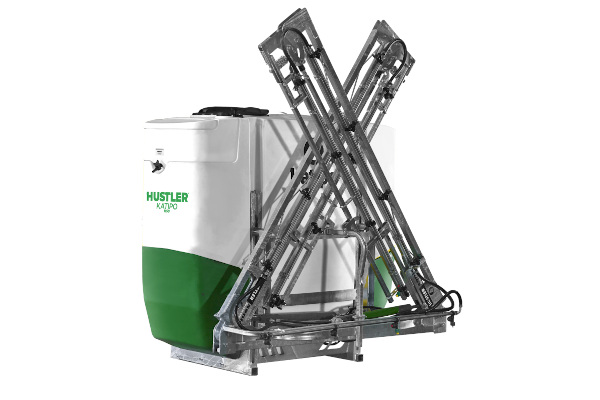 Hustler Farm | Mounted Boom Sprayers | Model Katipo 1150 for sale at Sorum Tractor Co., Inc.