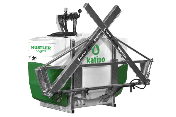 Hustler Farm | Mounted Boom Sprayers | Model Katipo 680 for sale at Sorum Tractor Co., Inc.