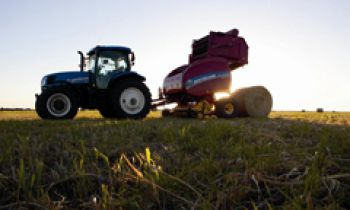 New Holland Haytools and Spreaders For Collecting Hay