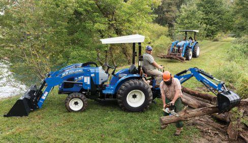 New Holland Workmaster™ 25 » Sorum Tractor Co , Inc