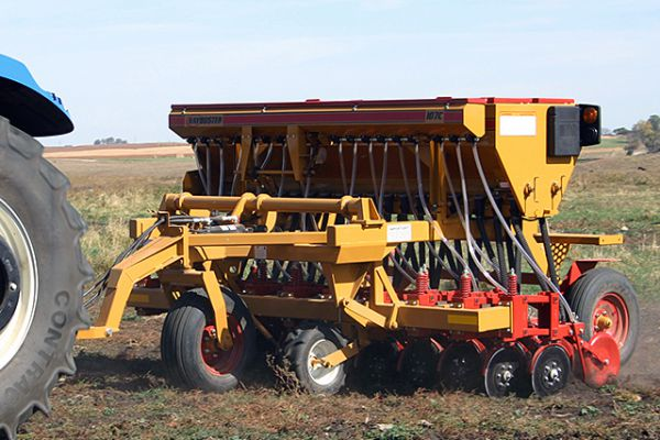 HayBuster | All Purpose Seed Drills | Model 107C - Seed Drill for sale at Sorum Tractor Co., Inc.