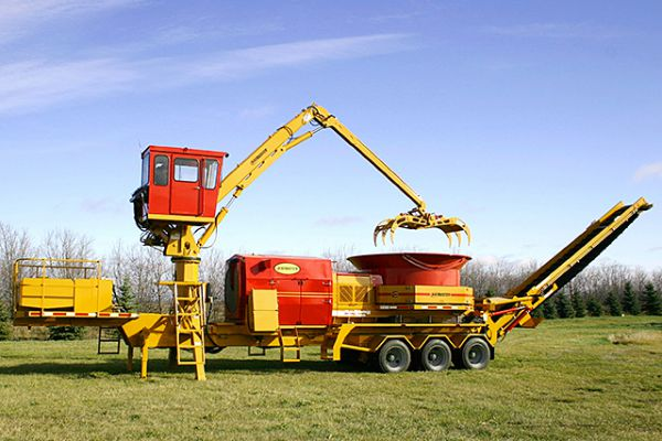 HayBuster | Tub Grinders | Model 1155 Grapple Loader for sale at Sorum Tractor Co., Inc.