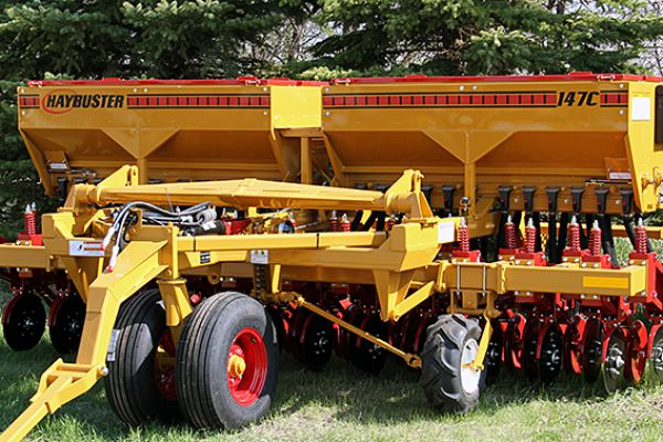 HayBuster | All Purpose Seed Drills | Model 147C - All Purpose Drill for sale at Sorum Tractor Co., Inc.