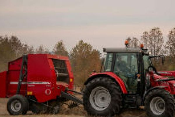 Massey Ferguson | Round Balers | 1700 Series Economy Round Balers for sale at Sorum Tractor Co., Inc.