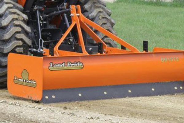 Land Pride | Dirtworking | BB15 Series Box Scrapers for sale at Sorum Tractor Co., Inc.