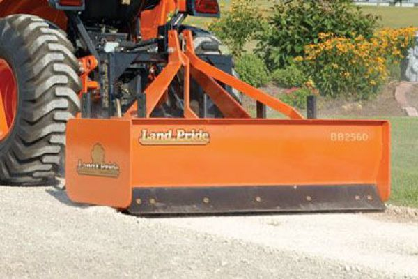 Land Pride | Dirtworking | BB25 Series Box Scrapers for sale at Sorum Tractor Co., Inc.