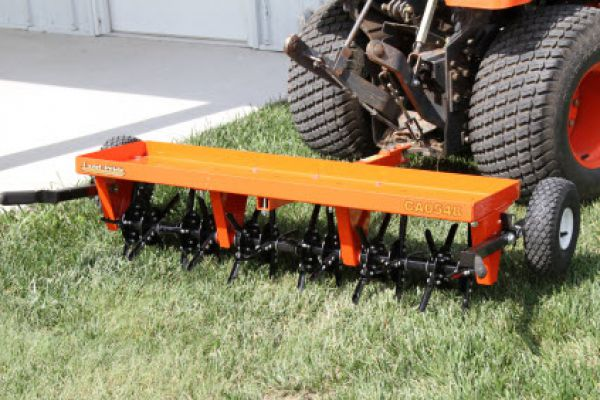 Land Pride | Dirtworking | CA05 Series Core Aerators for sale at Sorum Tractor Co., Inc.