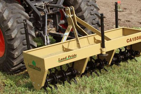 Land Pride | Dirtworking | CA15 Series Core Aerators for sale at Sorum Tractor Co., Inc.