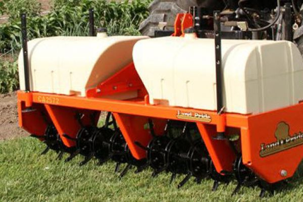 Land Pride | Dirtworking | CA25 Series Core Aerators for sale at Sorum Tractor Co., Inc.