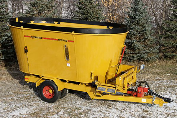 HayBuster | Vertical Mixers / Cutter-Mixer-Feeder | Model CMF-1150 for sale at Sorum Tractor Co., Inc.