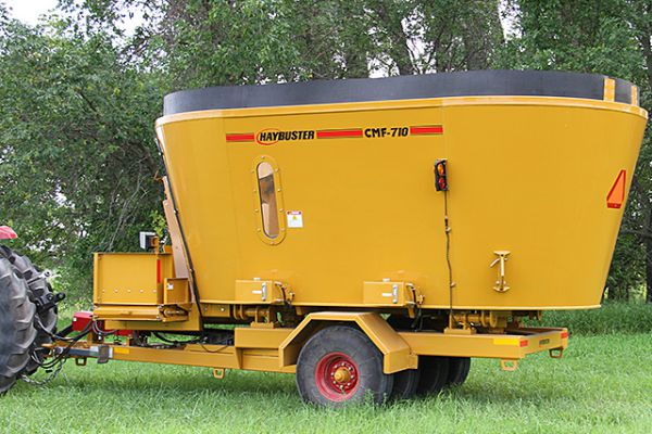 HayBuster | Vertical Mixers / Cutter-Mixer-Feeder | Model CMF-710 for sale at Sorum Tractor Co., Inc.