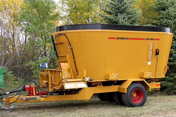 HayBuster | Vertical Mixers / Cutter-Mixer-Feeder | Model CMF-980 for sale at Sorum Tractor Co., Inc.