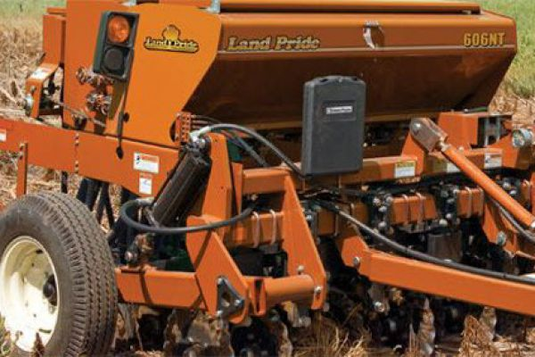 Land Pride | Compact Drills | 606NT Series Compact Drills for sale at Sorum Tractor Co., Inc.
