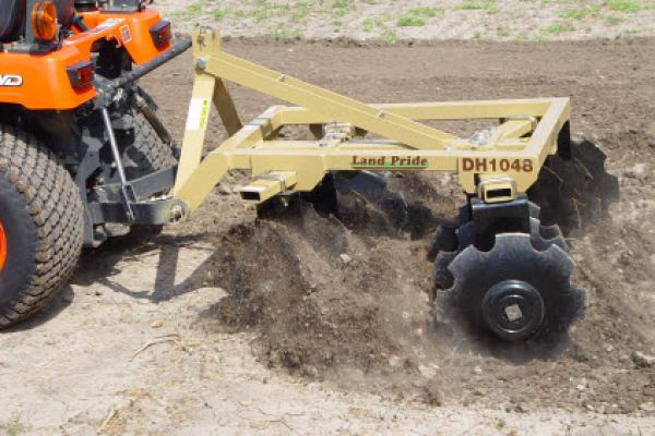 Land Pride | Dirtworking | DH10 Series Disc Harrows for sale at Sorum Tractor Co., Inc.