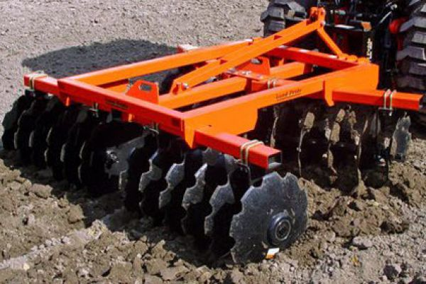 Land Pride | Dirtworking | DH25 Series Disc Harrows for sale at Sorum Tractor Co., Inc.