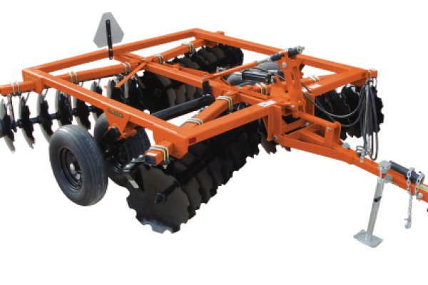 Land Pride | DH35 Series Disc Harrows | Model DH3510 for sale at Sorum Tractor Co., Inc.