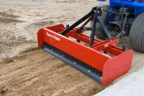 Farm King | Landscaping Equipment | Box Scraper for sale at Sorum Tractor Co., Inc.