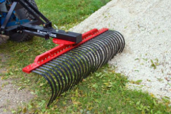 Farm King | Landscaping Equipment | Landscape Rake for sale at Sorum Tractor Co., Inc.