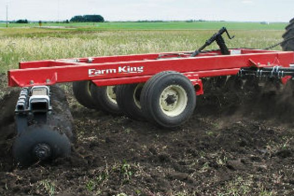 Farm King | Tillage | Offset Disc for sale at Sorum Tractor Co., Inc.
