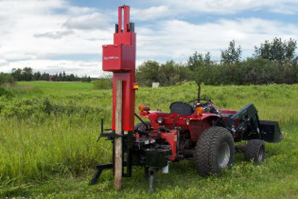 Farm King | Landscaping Equipment | Post Driver for sale at Sorum Tractor Co., Inc.