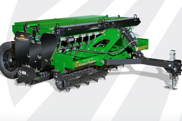 Great Plains | No-Till Seeder | Model NTS2507 for sale at Sorum Tractor Co., Inc.