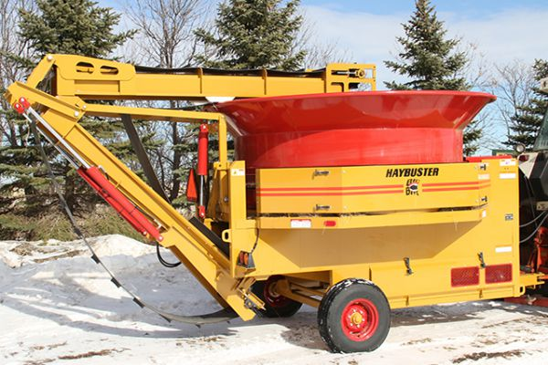 HayBuster | Tub Grinders | Model H-1000 Series II for sale at Sorum Tractor Co., Inc.