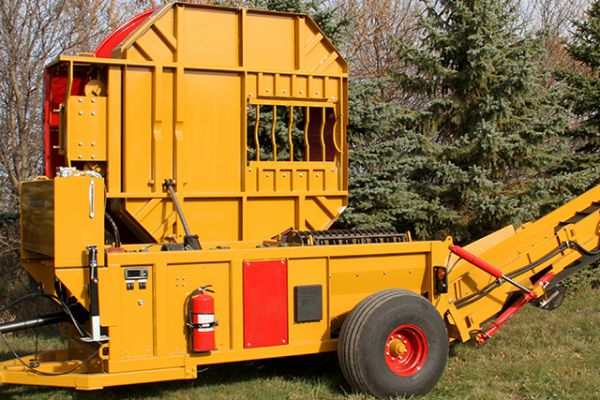 HayBuster | Tub Grinders | Model H-1030 Big Bite for sale at Sorum Tractor Co., Inc.