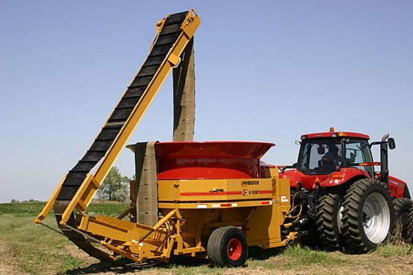 HayBuster | Tub Grinders | Model H-1130 Big Bite for sale at Sorum Tractor Co., Inc.