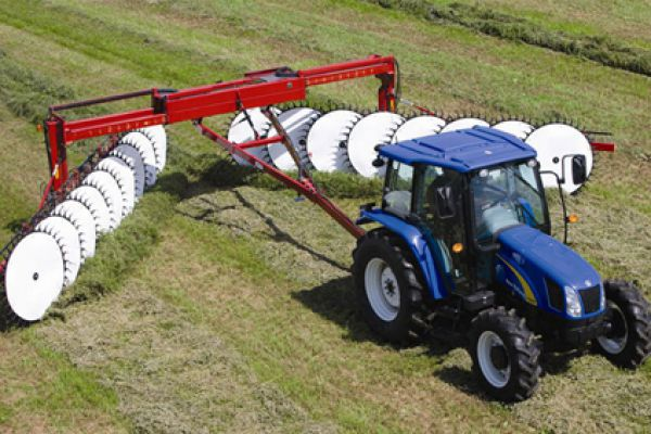 New Holland H5980 for sale at Sorum Tractor Co., Inc.