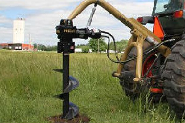 Land Pride | Dirtworking | HD35 Series Post Hole Diggers for sale at Sorum Tractor Co., Inc.