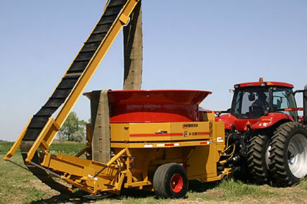 HayBuster | Tub Grinders | Model H-1130 Electric Stationary for sale at Sorum Tractor Co., Inc.