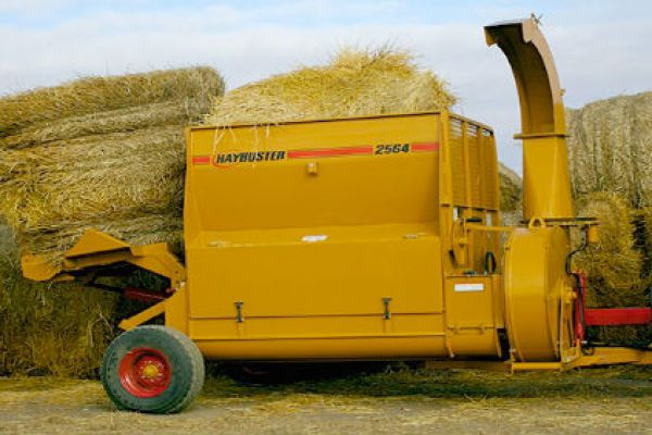 HayBuster | Bale Processors | Model 2564 Balebuster for sale at Sorum Tractor Co., Inc.
