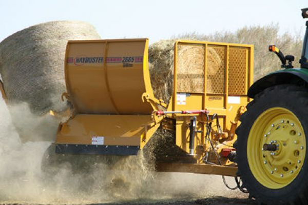 HayBuster | Bale Processors | Model 2665 Balebuster for sale at Sorum Tractor Co., Inc.
