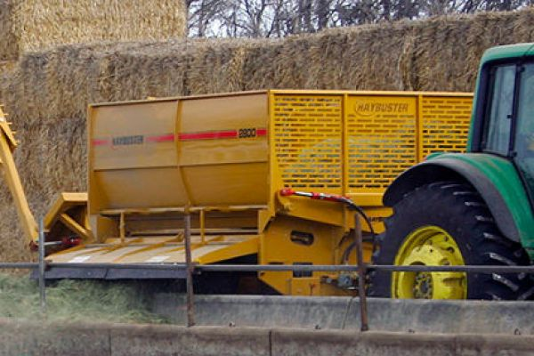 HayBuster | Bale Processors | Model 2800 Balebuster for sale at Sorum Tractor Co., Inc.