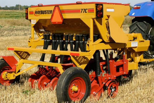 HayBuster | All Purpose Seed Drills | Model 77C - Seed Drill for sale at Sorum Tractor Co., Inc.
