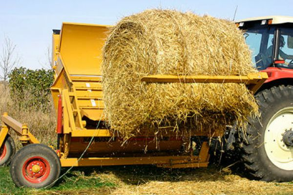 HayBuster | Bale Processors | Model 2100 Balebuster for sale at Sorum Tractor Co., Inc.
