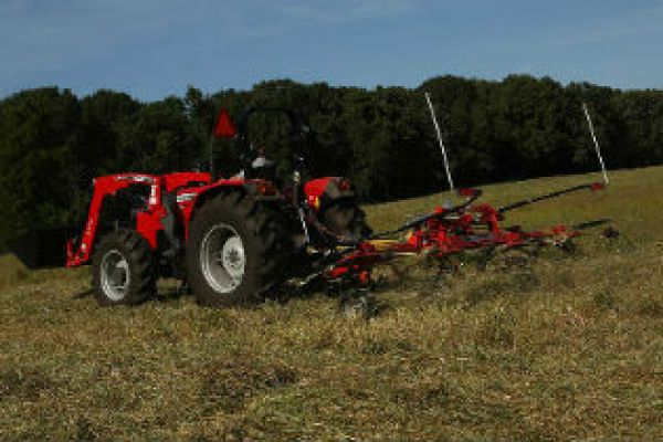 Massey Ferguson | Hesston by Massey Ferguson | Rakes & Tedders for sale at Sorum Tractor Co., Inc.