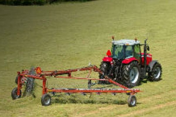Massey Ferguson | Rakes & Tedders | 3900 Series Wheel Rakes for sale at Sorum Tractor Co., Inc.