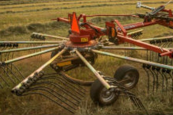 Massey Ferguson | Rakes & Tedders | RK Series Rotary Rakes for sale at Sorum Tractor Co., Inc.