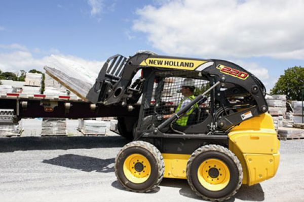 New Holland | Skid Steer Loaders | Model L220 for sale at Sorum Tractor Co., Inc.