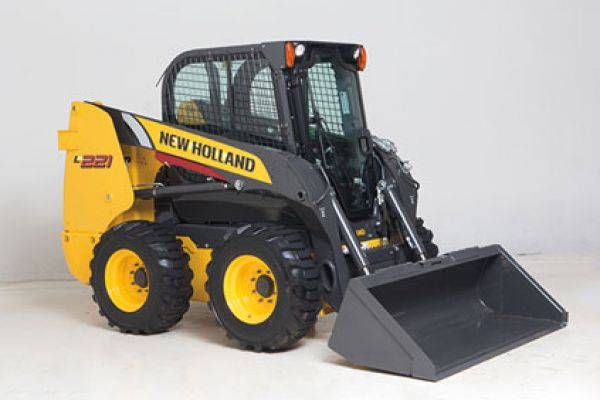 New Holland | Skid Steer Loaders | Model L221 for sale at Sorum Tractor Co., Inc.