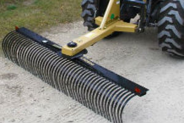 Land Pride | Dirtworking | LR26 Series Landscape Rakes for sale at Sorum Tractor Co., Inc.