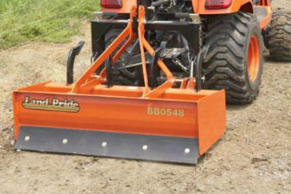Land Pride | Dirtworking | BB05 Series Box Scrapers for sale at Sorum Tractor Co., Inc.