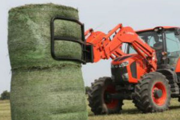 Land Pride | Dirtworking | BG2400 & BGE2400 Bale Grabbers for sale at Sorum Tractor Co., Inc.