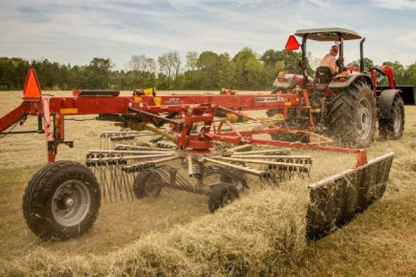 Massey Ferguson | RK Series Rotary Rakes | Model RK662SD-TRC for sale at Sorum Tractor Co., Inc.