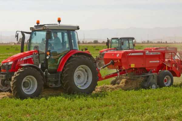 Massey Ferguson | 1800 Small Square Balers | Model 1844S for sale at Sorum Tractor Co., Inc.